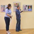 Выставка фотографий «Дети и юмор».