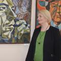 Выставка Ефима Миневицкого