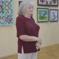 Выставка Галины Голубенко «Лоскут в интерьере»