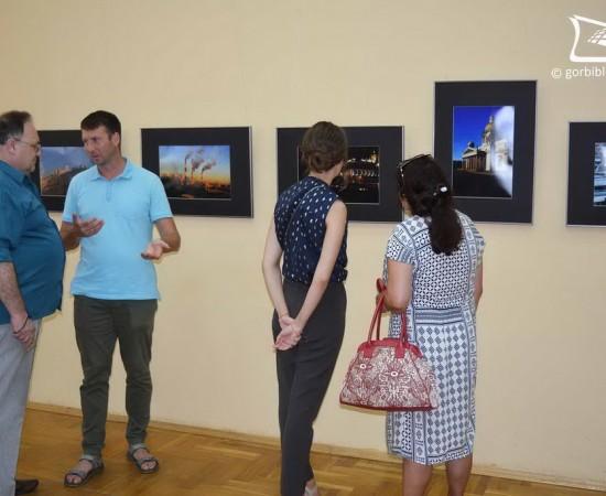 Фотовыставка «Эстетика Санкт-Петербурга» Валерии Гвоздилиной. 23