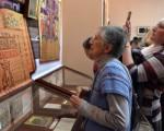 Выставка литых старообрядческих икон и складней 11