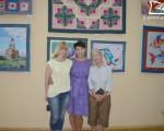 Выставка Галины Голубенко «Лоскут в интерьере» 13