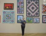 Выставка Галины Голубенко «Лоскут в интерьере» 15