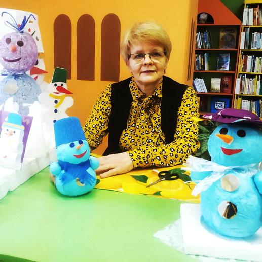 Проект «Литературная мастерилка». День снеговика