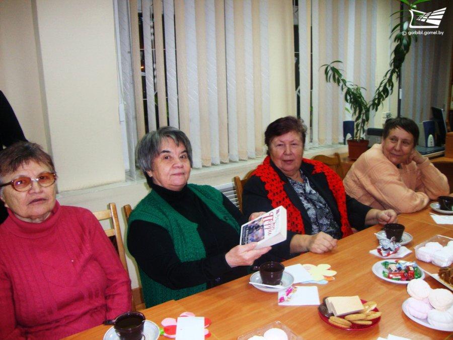 «Тёплый дом» для людей зрелого возраста