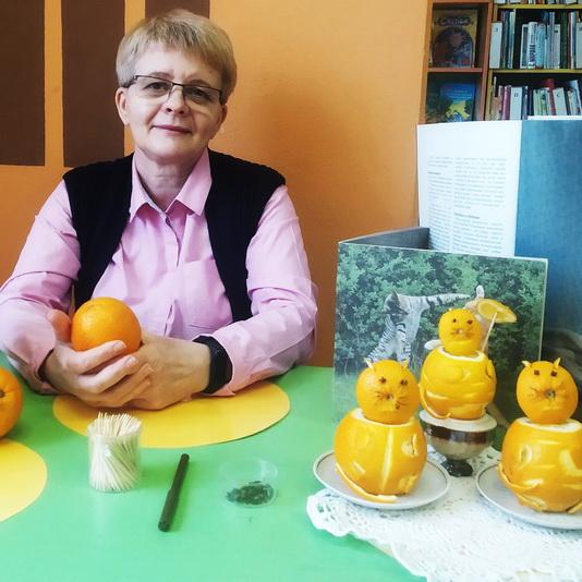 Проект «Литературная мастерилка». День апельсиновых котов