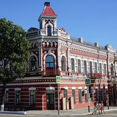 Виртуальная прогулка по городу Новозыбкову