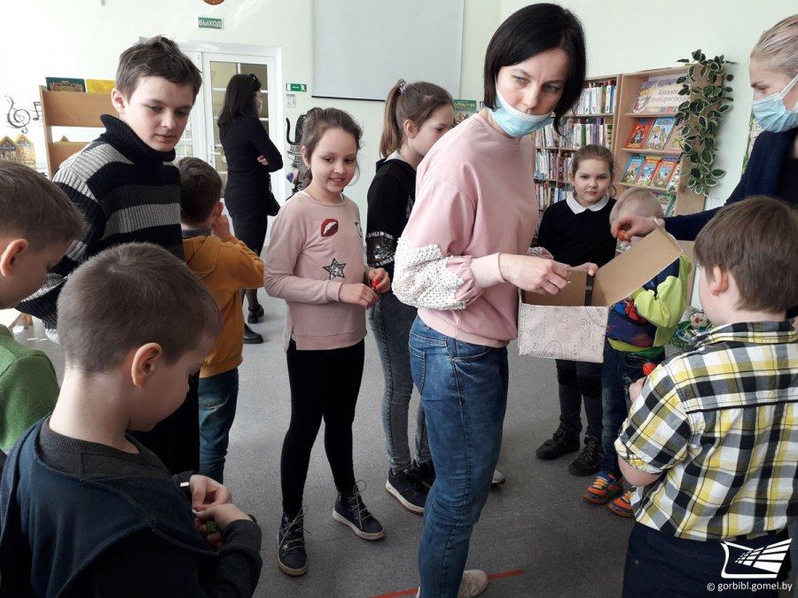 Неделя детской и юношеской книги в городских библиотеках. Часть 2