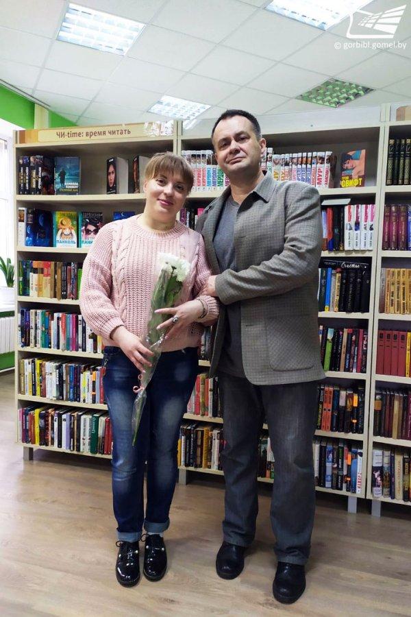 Презентация книги Оксаны Хващевской «Там, за зорями. Пять лет спустя»