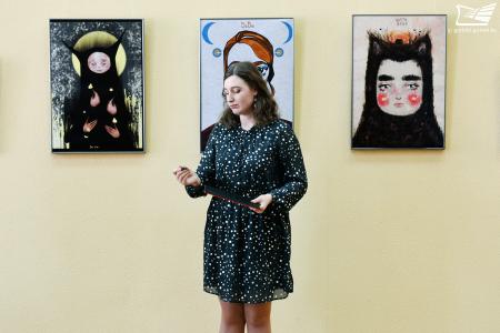 «Digital art от Додо». Выставка графических работ Анастасии Додоновой