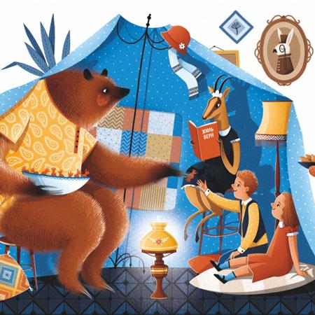Объявлен шорт-лист XII сезона «Новой детской книги»