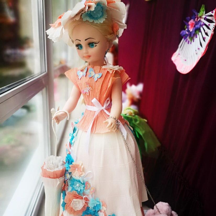 Мир удивительных кукол